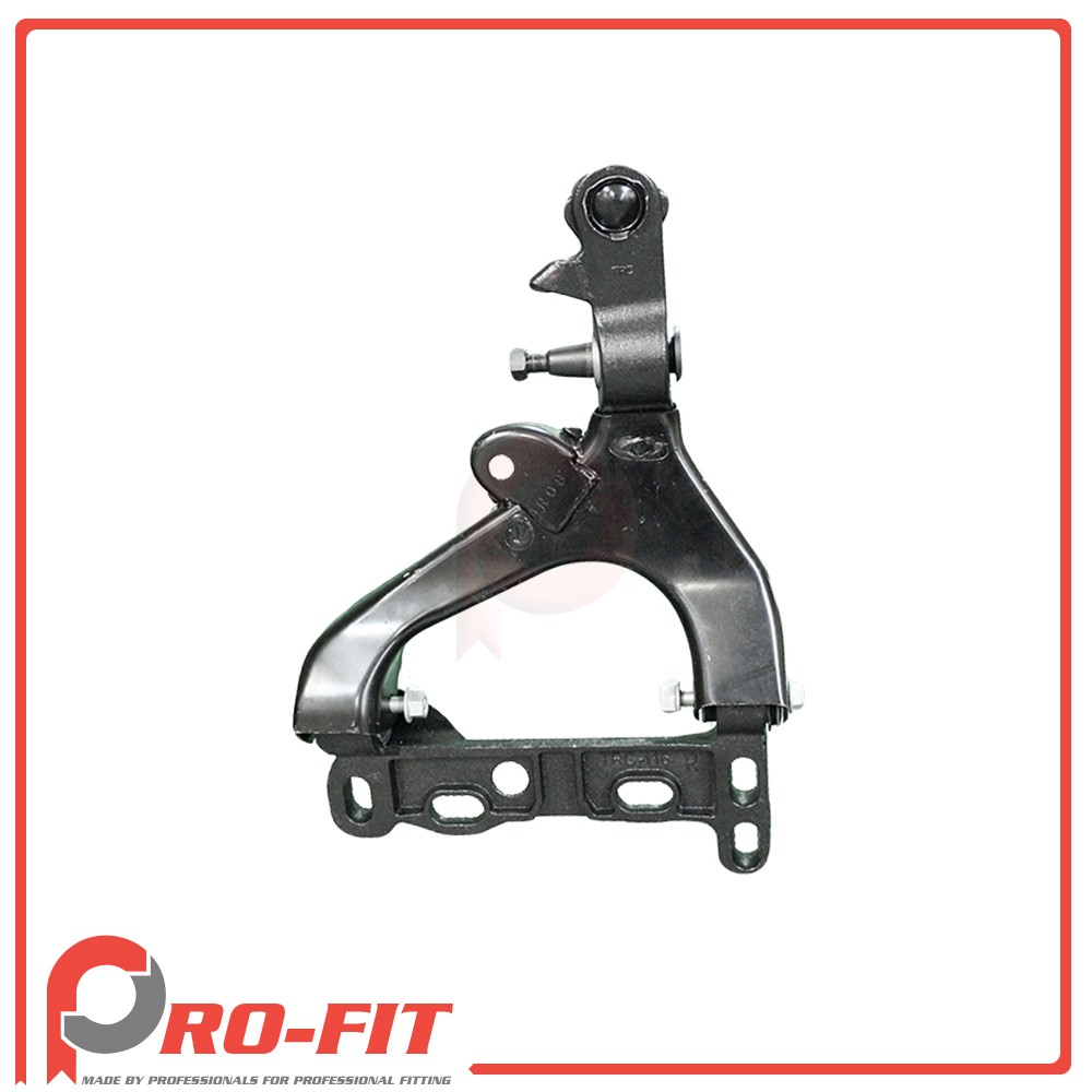 Front Left Lower Control Arm and Ball Joint Assembly