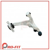 Control Arm and Ball Joint Assembly - Front Left Lower - 011202