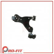 Control Arm and Ball Joint Assembly - Front Left Lower - 101104